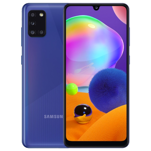 Samsung Galaxy A31 4G 64GB Dual-SIM prism crush blue
