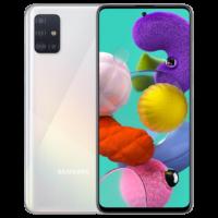 Samsung Galaxy A51 4G 128GB 4GB RAM Dual-SIM prism crush white