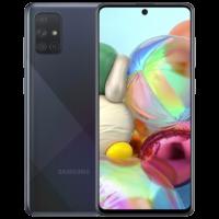 Samsung Galaxy A71 6GB RAM 128GB Dual-SIM Prism crush black