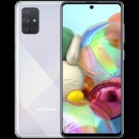 Samsung Galaxy A71 6GB RAM 128GB Dual-SIM Prism Crush Silver