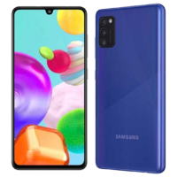 Samsung Galaxy A415 4G 4GB RAM 64GB Dual-SIM Prism Crush Blue
