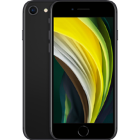 Apple iPhone SE 4G 128GB black