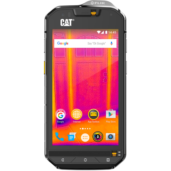 Cat S60 4G 32GB DS black (CS60-DeB-EUR-EN)